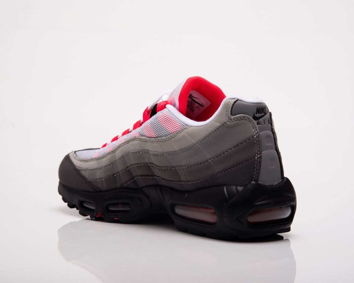 buy popular dedc4 2e743 Type Casual Nike Air Max 95 OG Solar Red