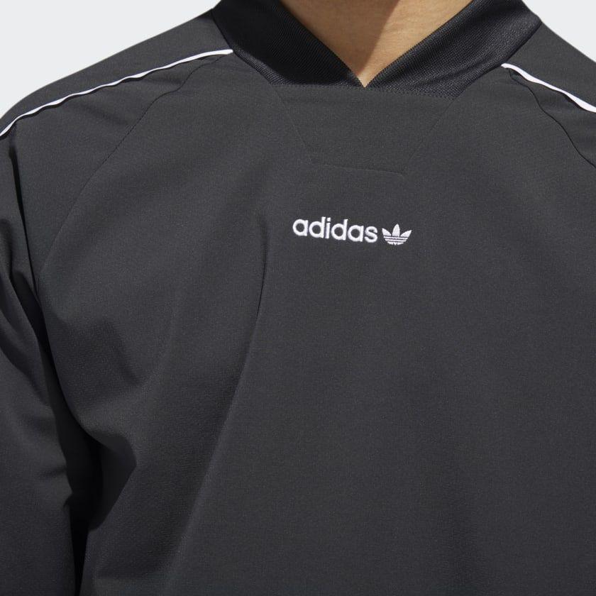 7ab9464465a Type Hoodies adidas Originals EQT Goalie Top
