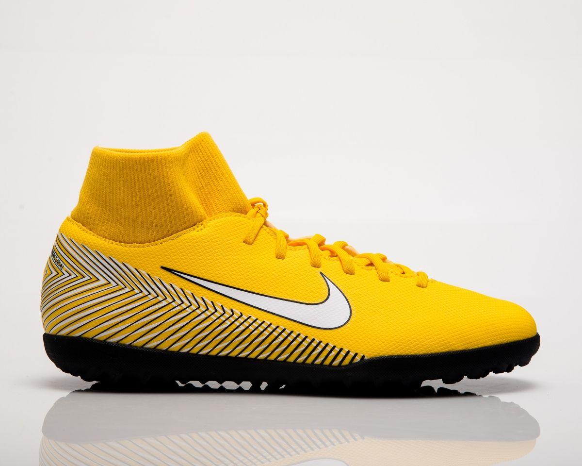 huge discount 4ec07 a00eb Type Soccer Nike Mercurial Superfly VI Club Neymar Jr. TF