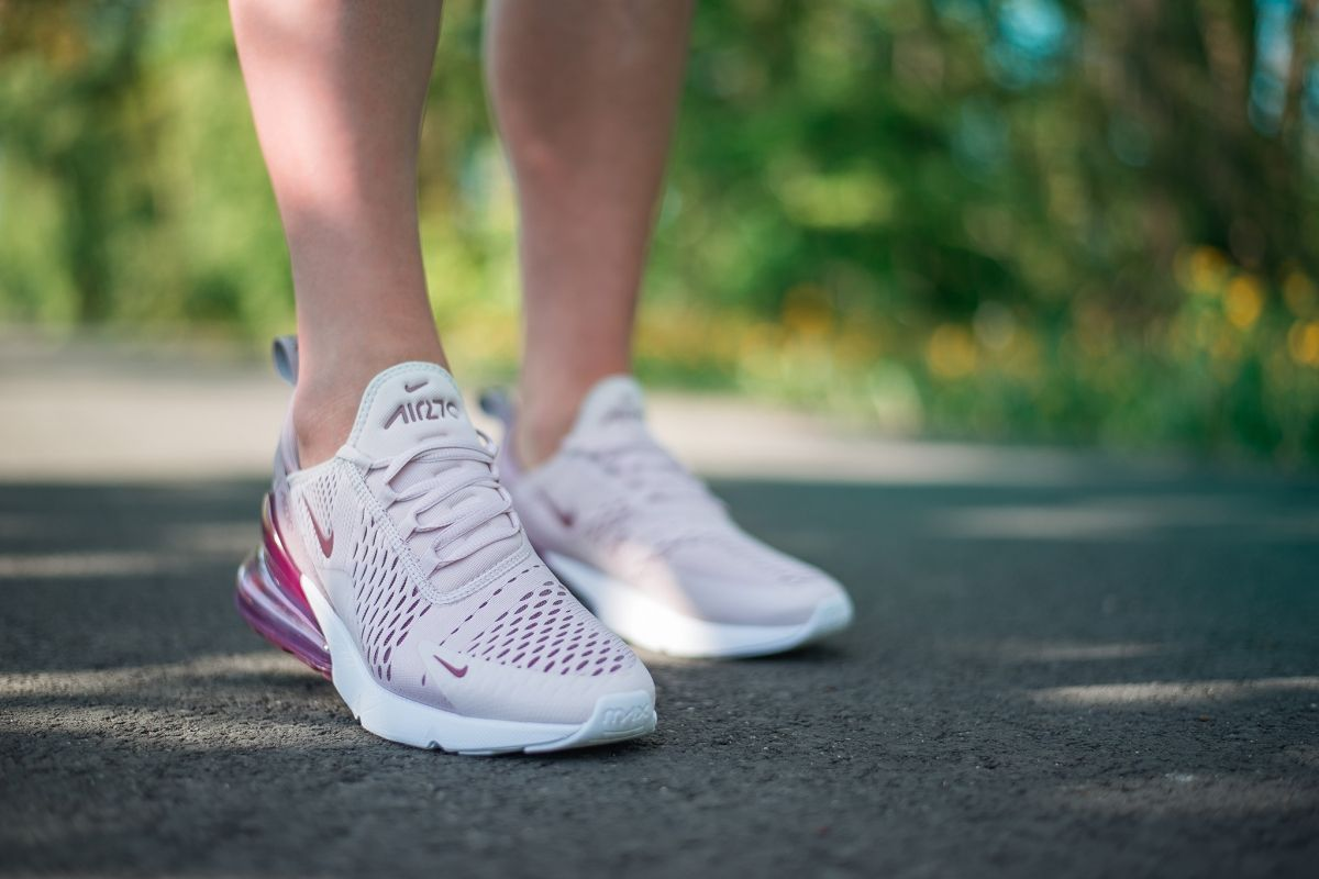 on sale bb9d0 6f801 Type Casual Nike Wmns Air Max 270 Barely Rose