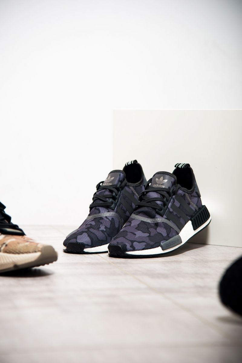 outlet store 67081 f79b1 Type Casual adidas Originals NMD R1 Duck Camo