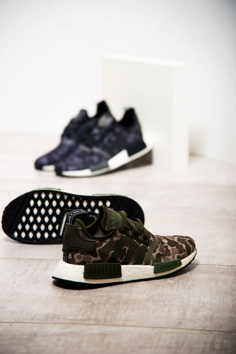 outlet store 16876 9b64d Type Casual adidas Originals NMD R1 Duck Camo