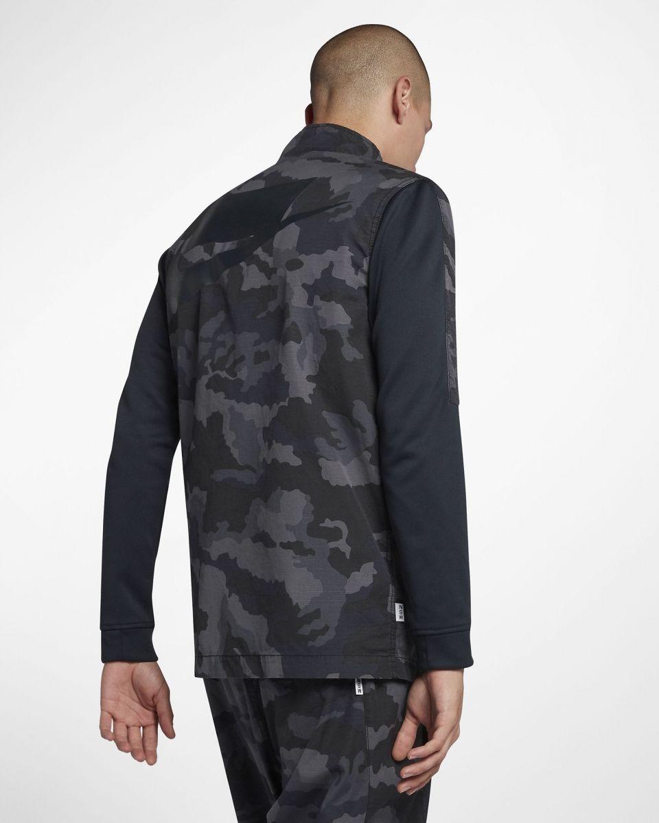 0e8d1ad87147 Type Jackets Nike NSW Camo Jacket