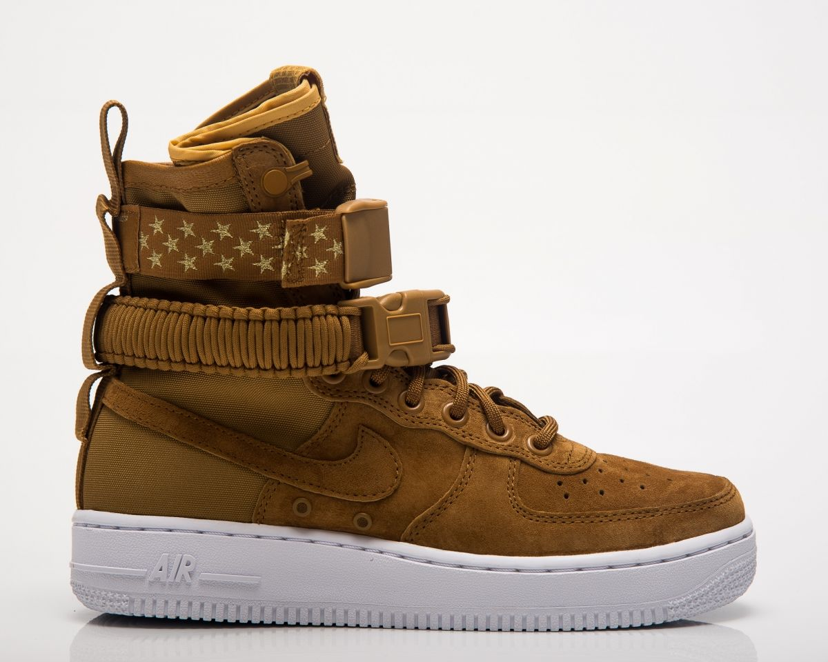 online store 8b8a6 50d23 Кецове Nike Wmns SF Air Force 1