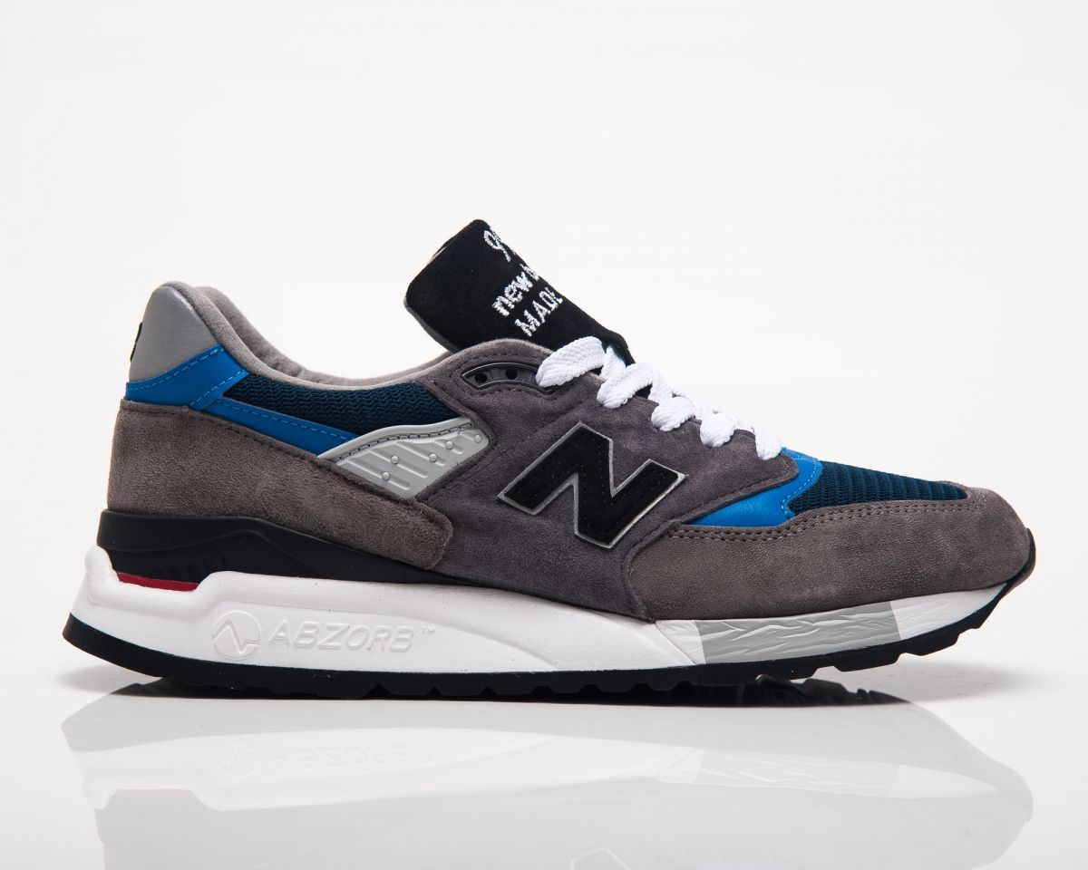 meilleur service 188a2 3159f Type Casual New Balance 998 Made In USA