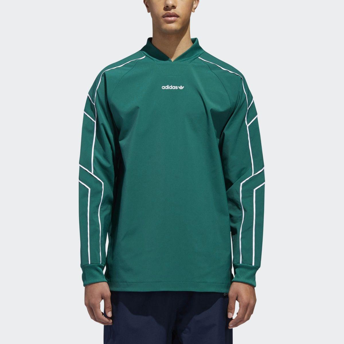 a374da753c6 Type Hoodies adidas Originals EQT Goalie Jersey