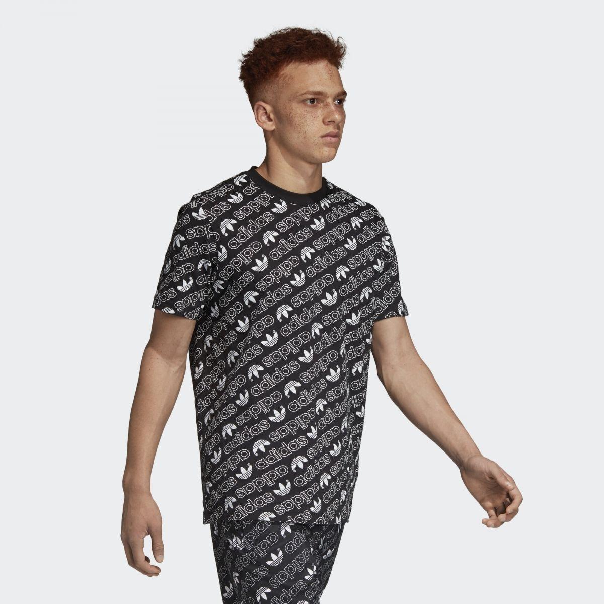 ce76fd4ce Type Shirts adidas Originals Monogram Tee