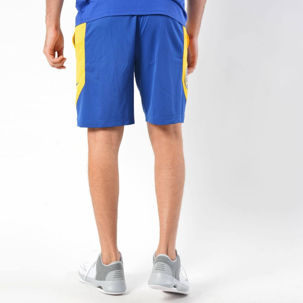 official photos 319c4 2eeee Type Shorts Nike NBA Golden State Warriors Icon Edition Swingman Shorts