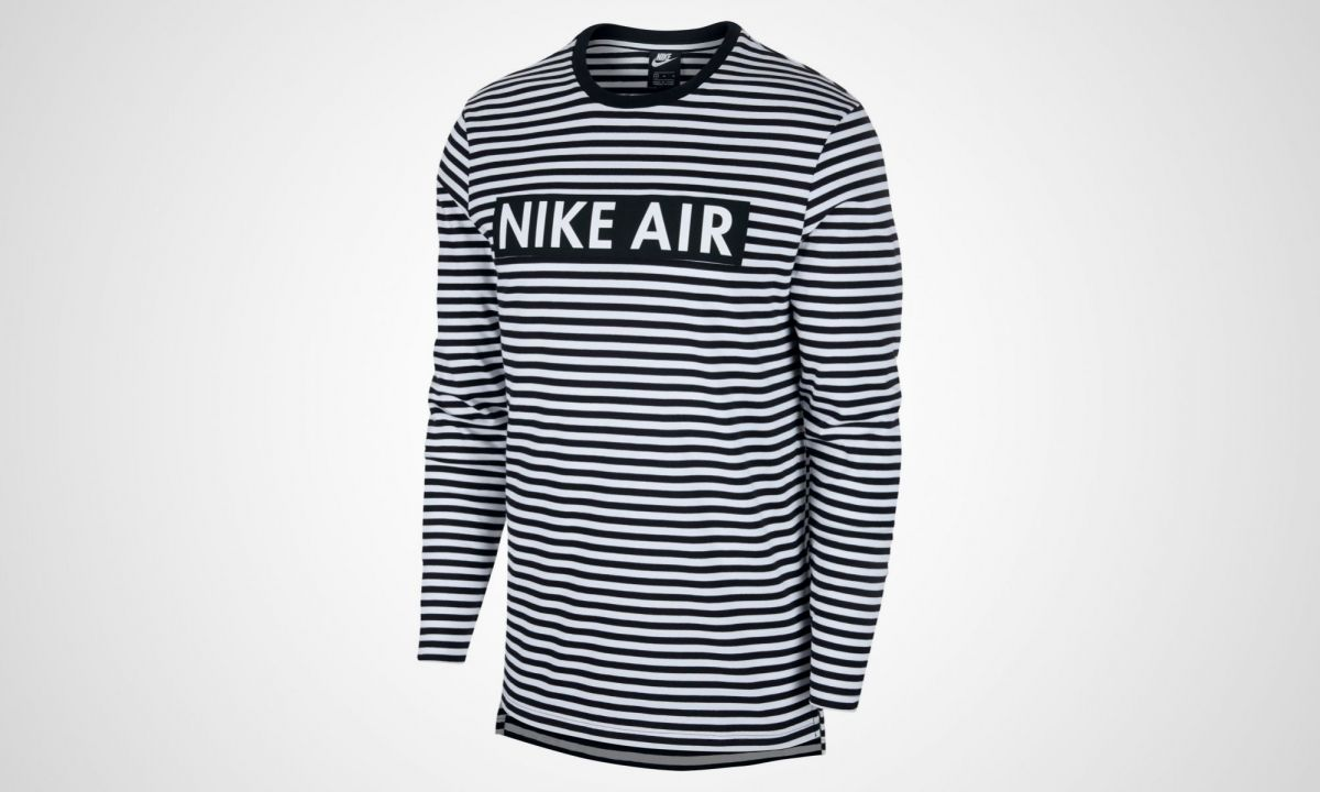 great deals 2017 outlet online many styles Type Shirts Nike Air Long Sleeve Tee