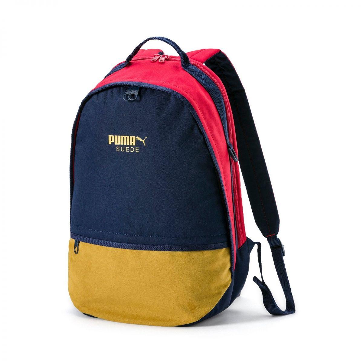 8b611e127c Type Backpacks Puma Suede Backpack