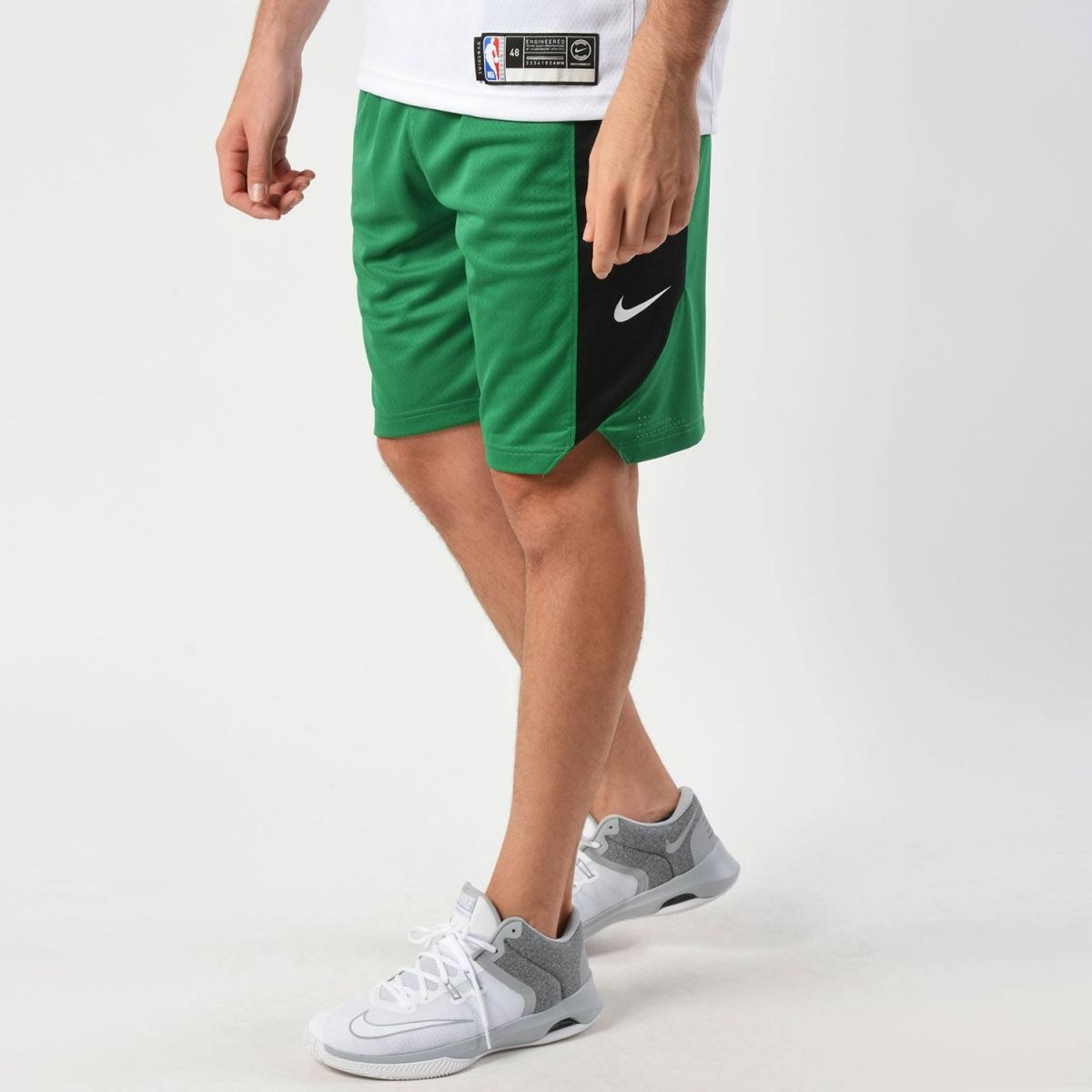 info for b114e 9ad8f Type Shorts Nike NBA Boston Celtics Icon Edition Swingman Shorts