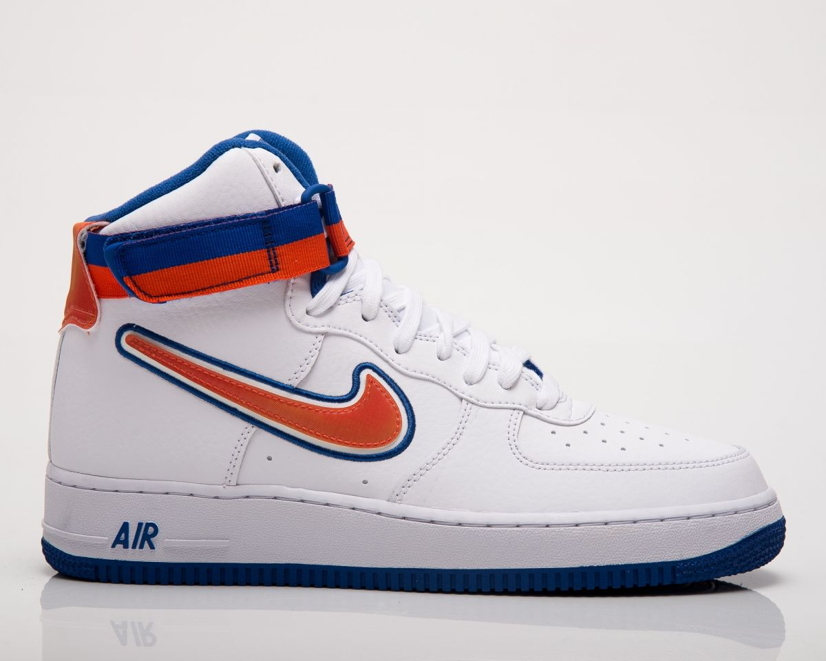 new styles a6470 149f8 Type Casual Nike Air Force 1 High   039 07 LV8 Sport NBA Knicks