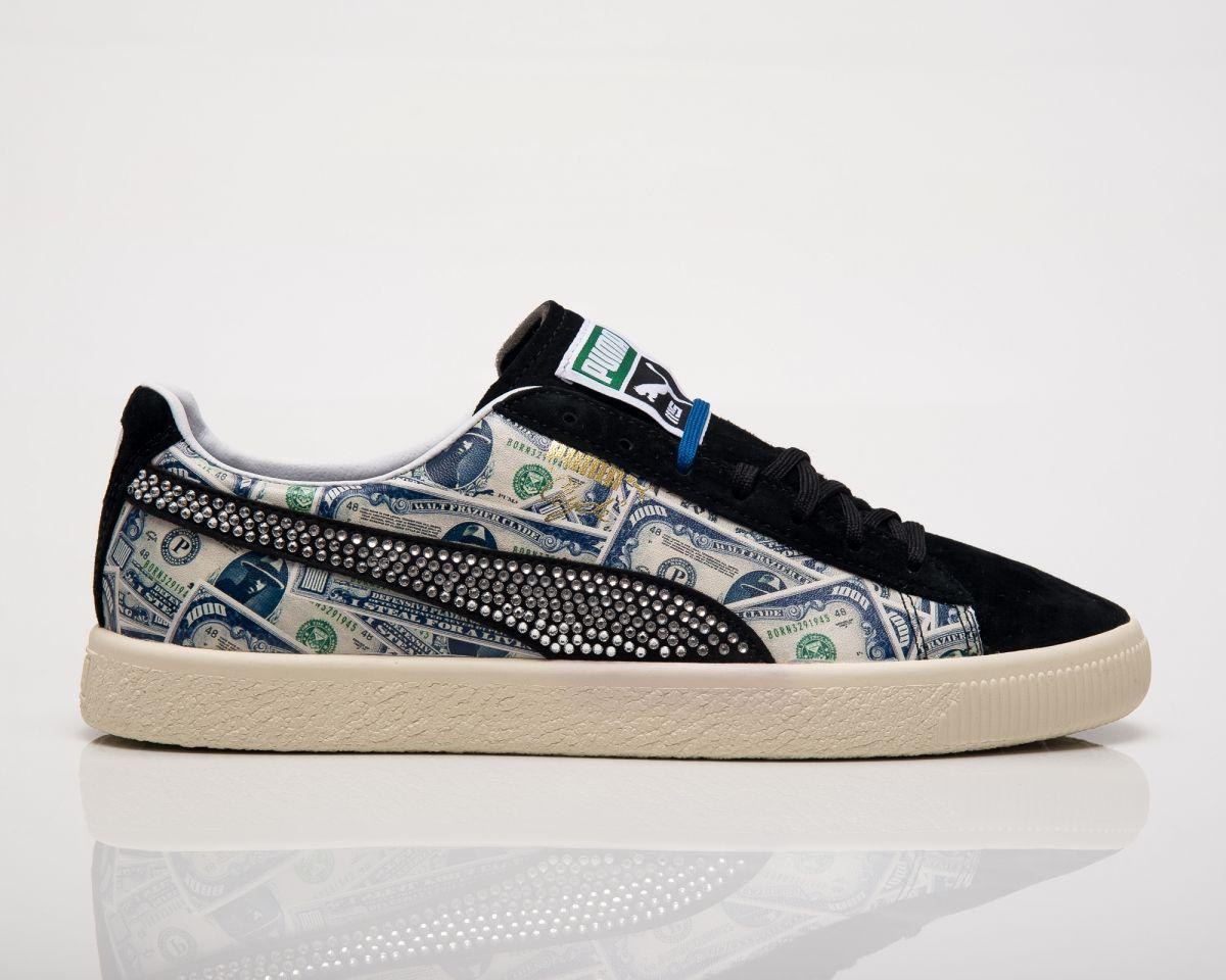 best sneakers 7cf0a d281c Type Casual Puma x Mita Clyde