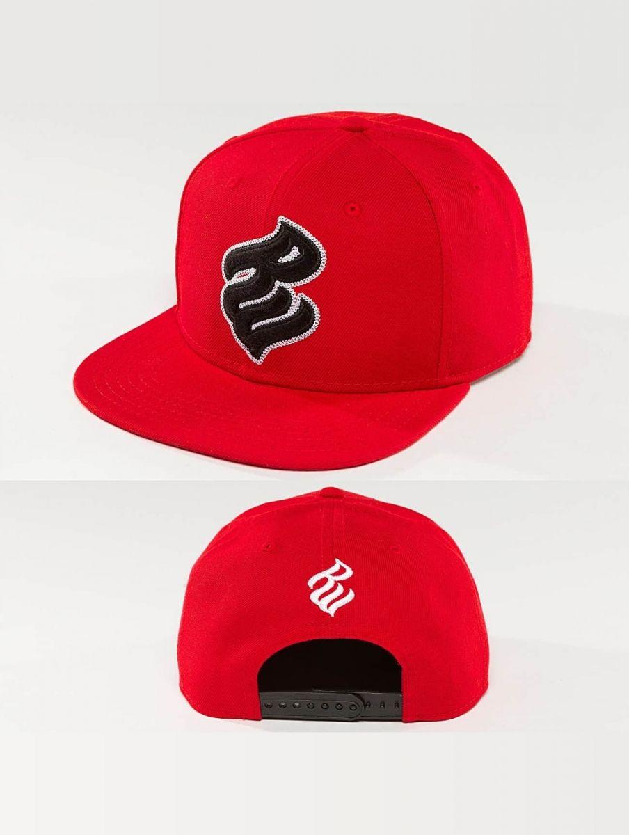Rocawear   Snapback Cap Big Logo in red ed3d617baf8