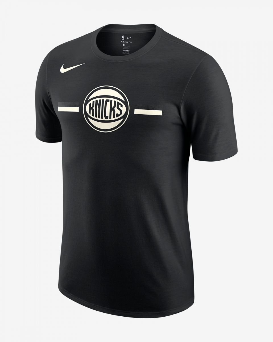 best website 7fbf8 d57d4 Type Shirts Nike NBA New York Knicks Dri-FIT T-Shirt