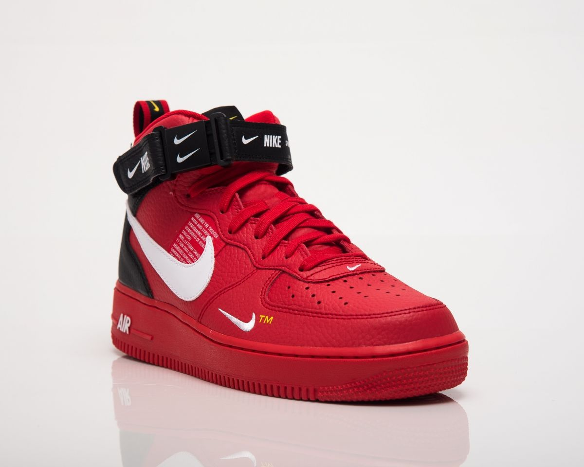 competitive price c7a70 e4c10 1200x960 Type Casual Nike Air Force 1 Mid   039 07 LV8 Utility Red