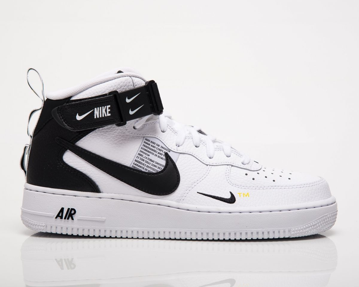 Type Casual Nike Air Force 1 Mid '07 LV8 Utility White