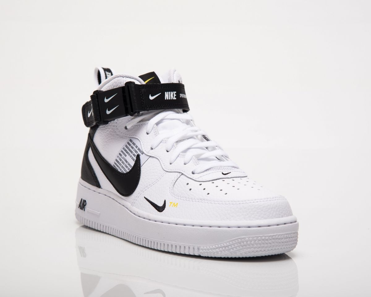 competitive price e746b e0976 Type Casual Nike Air Force 1 Mid '07 LV8 Utility White
