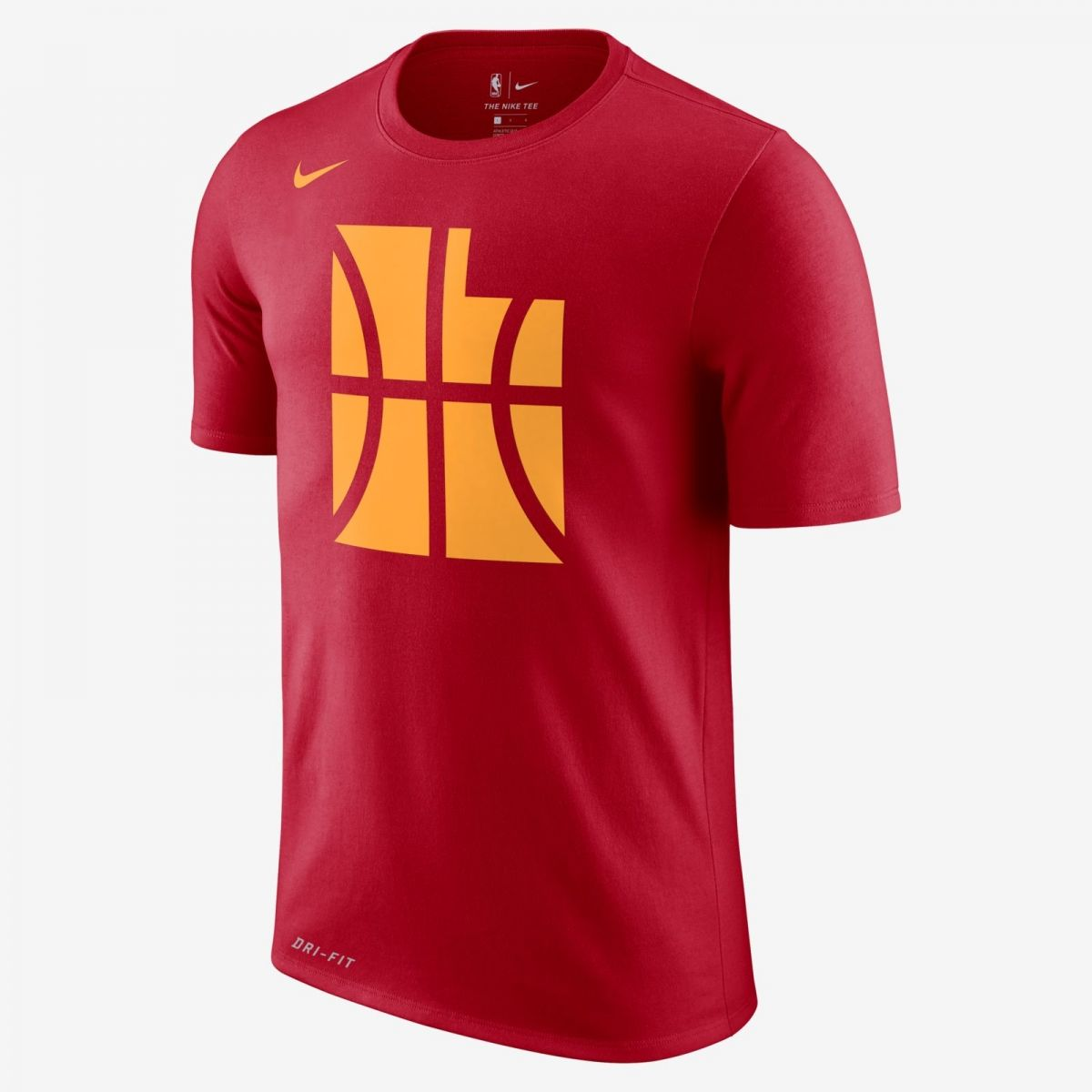 huge selection of 603cd f9006 Type Shirts Nike NBA Utah Jazz City Edition Dri-FIT T-Shirt