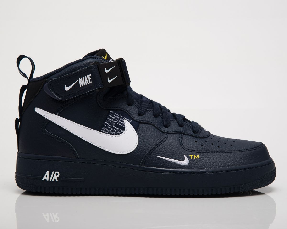 differently 26730 58fd2 Type Casual Nike Air Force 1 Mid   039 07 LV8