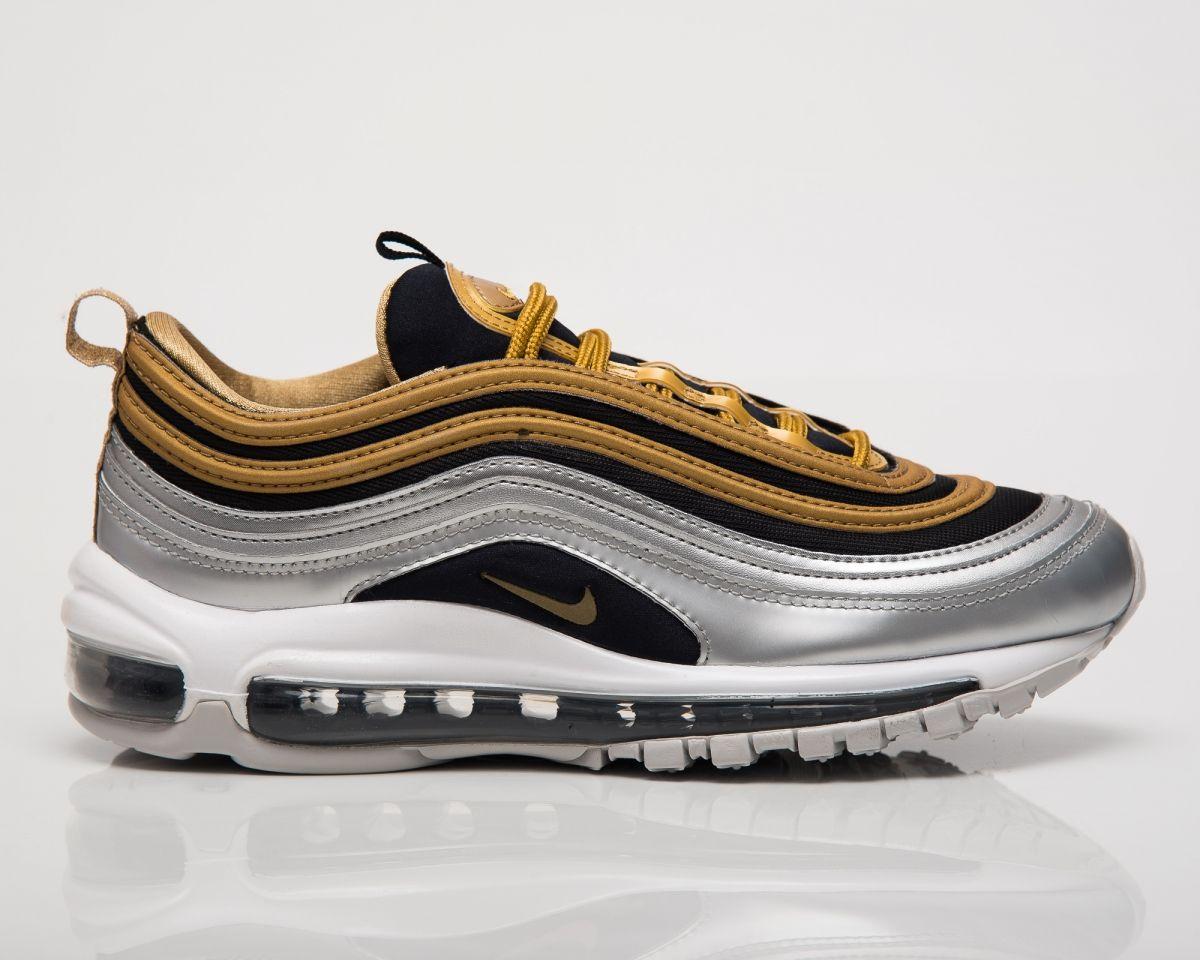 ?????? Nike Wmns Air Max 97 SE Metallic Gold Pack
