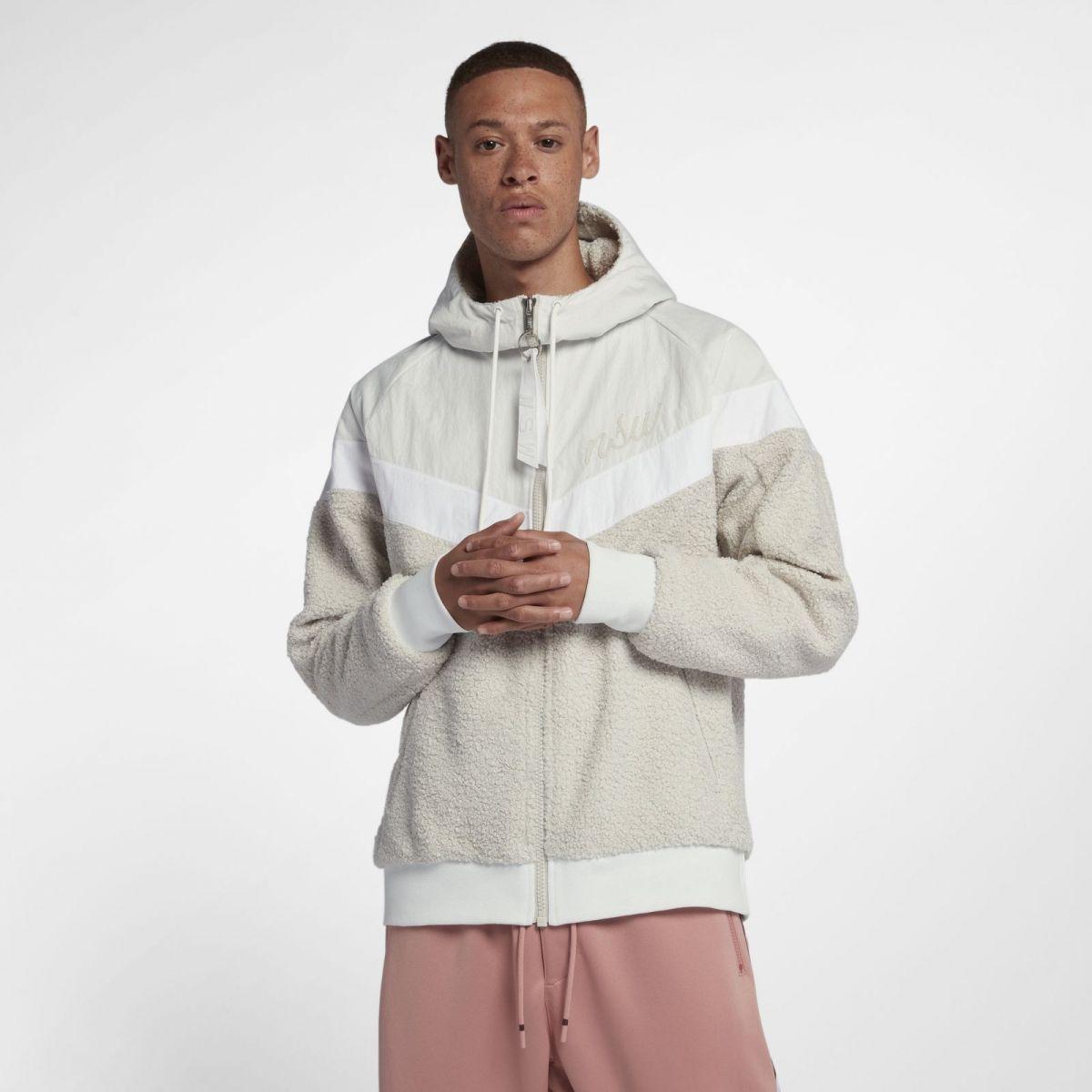 stile classico spedizioni mondiali gratuite originale a caldo Type Jackets Nike Sportswear NSW Sherpa Windrunner Jacket