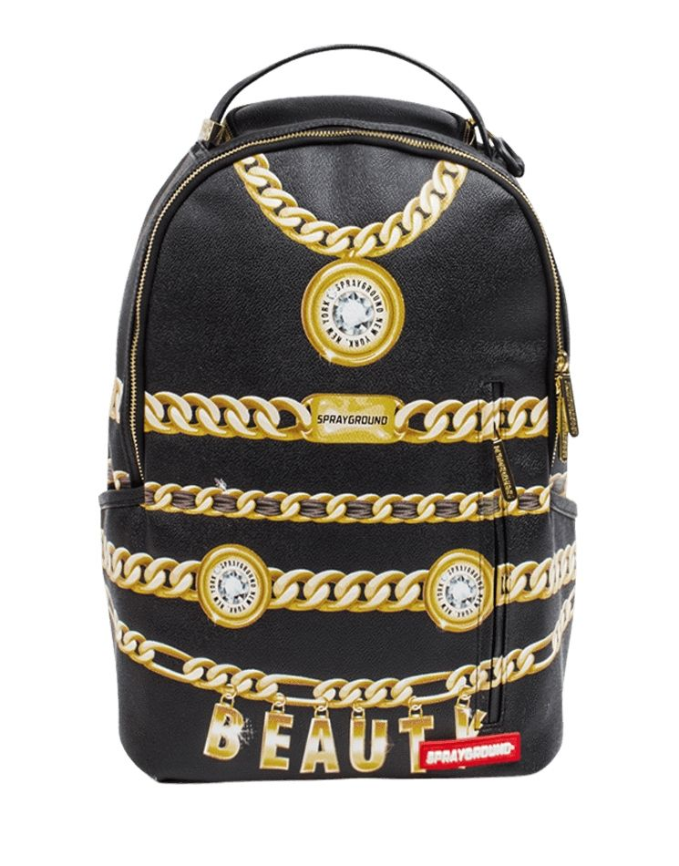 0d495df8339689 Type Backpacks Sprayground Beauty Chains Backpack