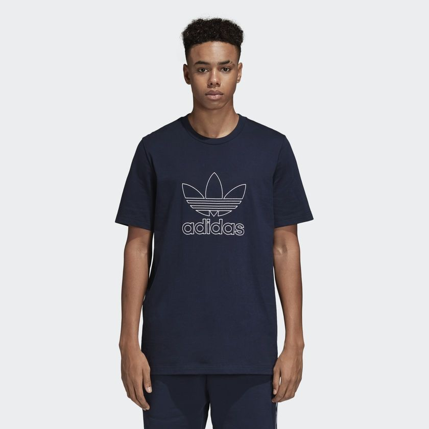 82b31fcea3d Тениска adidas Originals Outline Tee