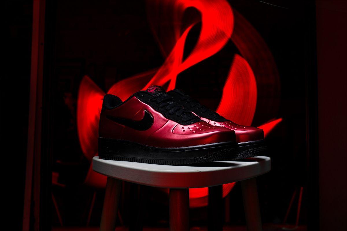 best website e9c53 fa930 Type Casual Nike Air Force 1 Foamposite Pro Cup