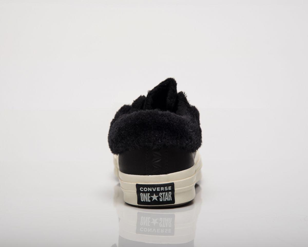 Кецове Converse One Star Street Warmer Leather Low Top bee500f16