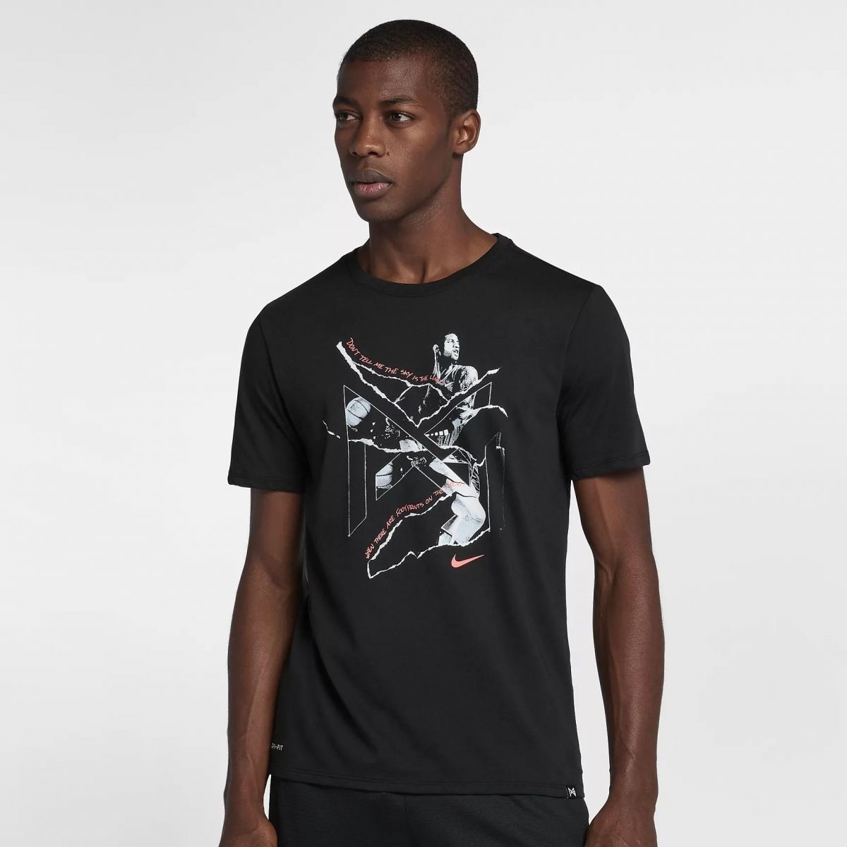 Type Shirts Nike Dri FIT PG T Shirt
