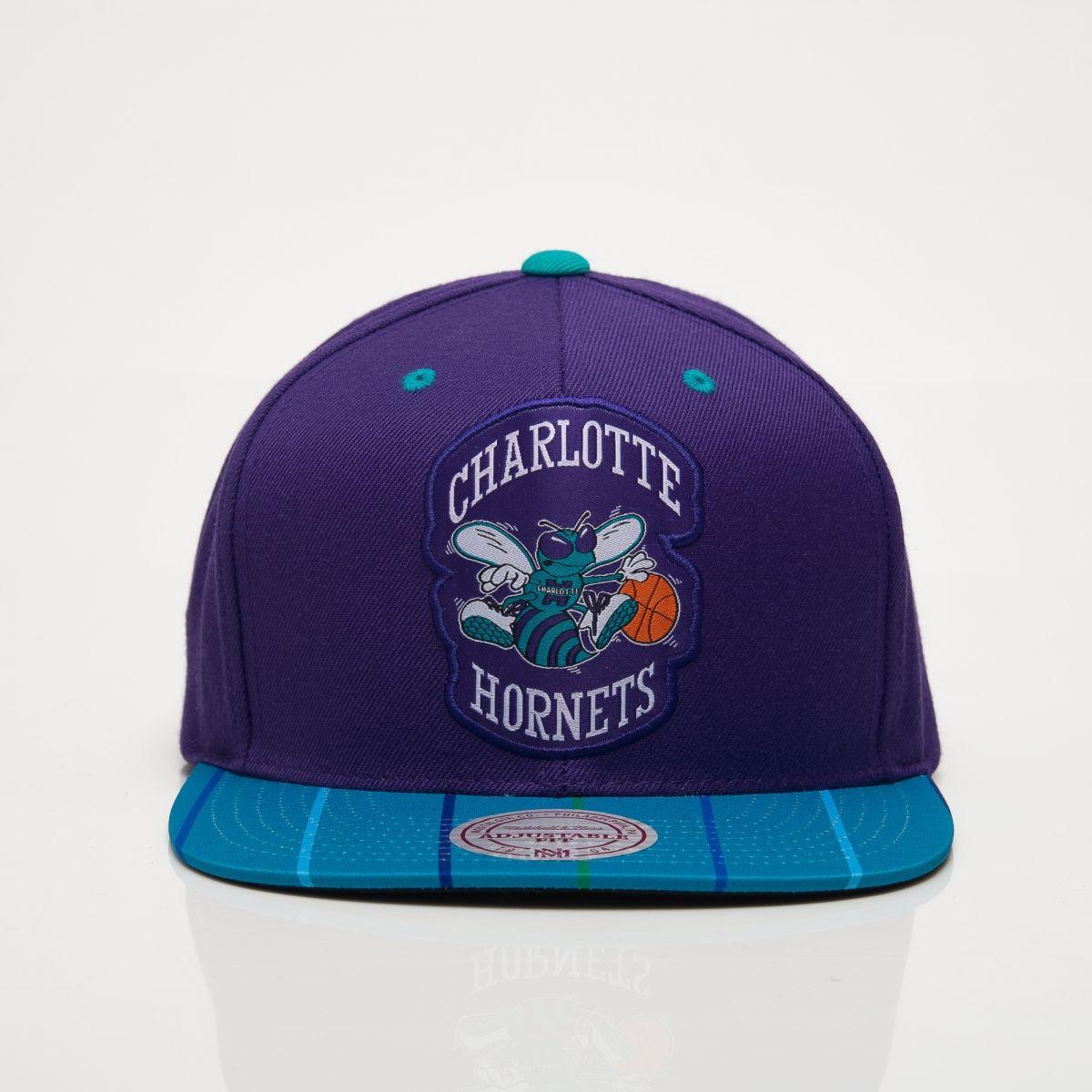 d05144ad66b 1200x1200 · Type Caps Mitchell  amp  Ness NBA Charlotte Hornets Diamond  Snapback Cap