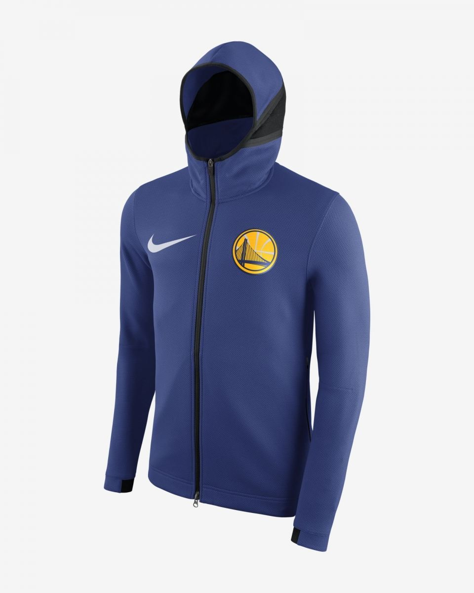 124a2d2257c890 Type Hoodies Nike NBA Golden State Warriors Therma Flex ...