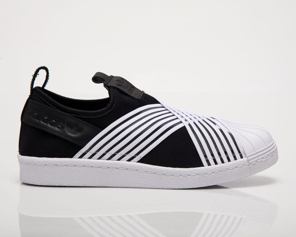 low priced 7a2b5 cac56 adidas originals wmns superstar slip