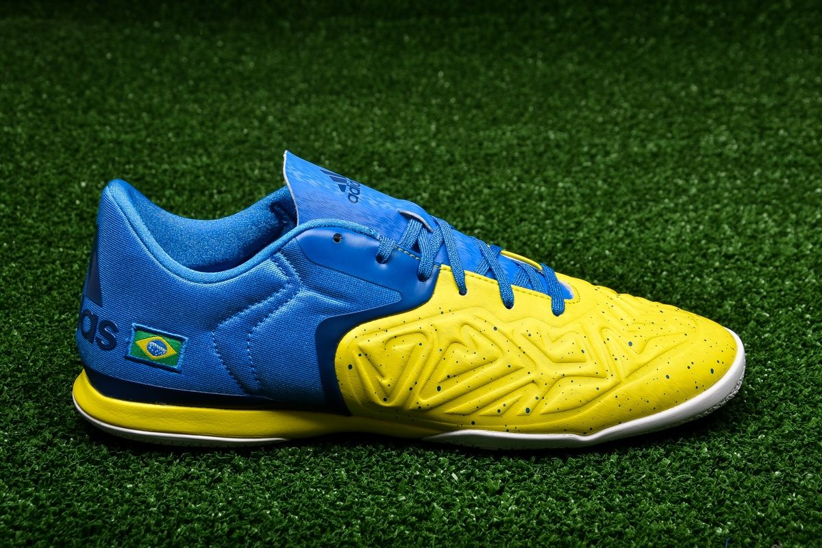 newest 7037e 7f737 Type Soccer adidas X 15.2 Court Brazil