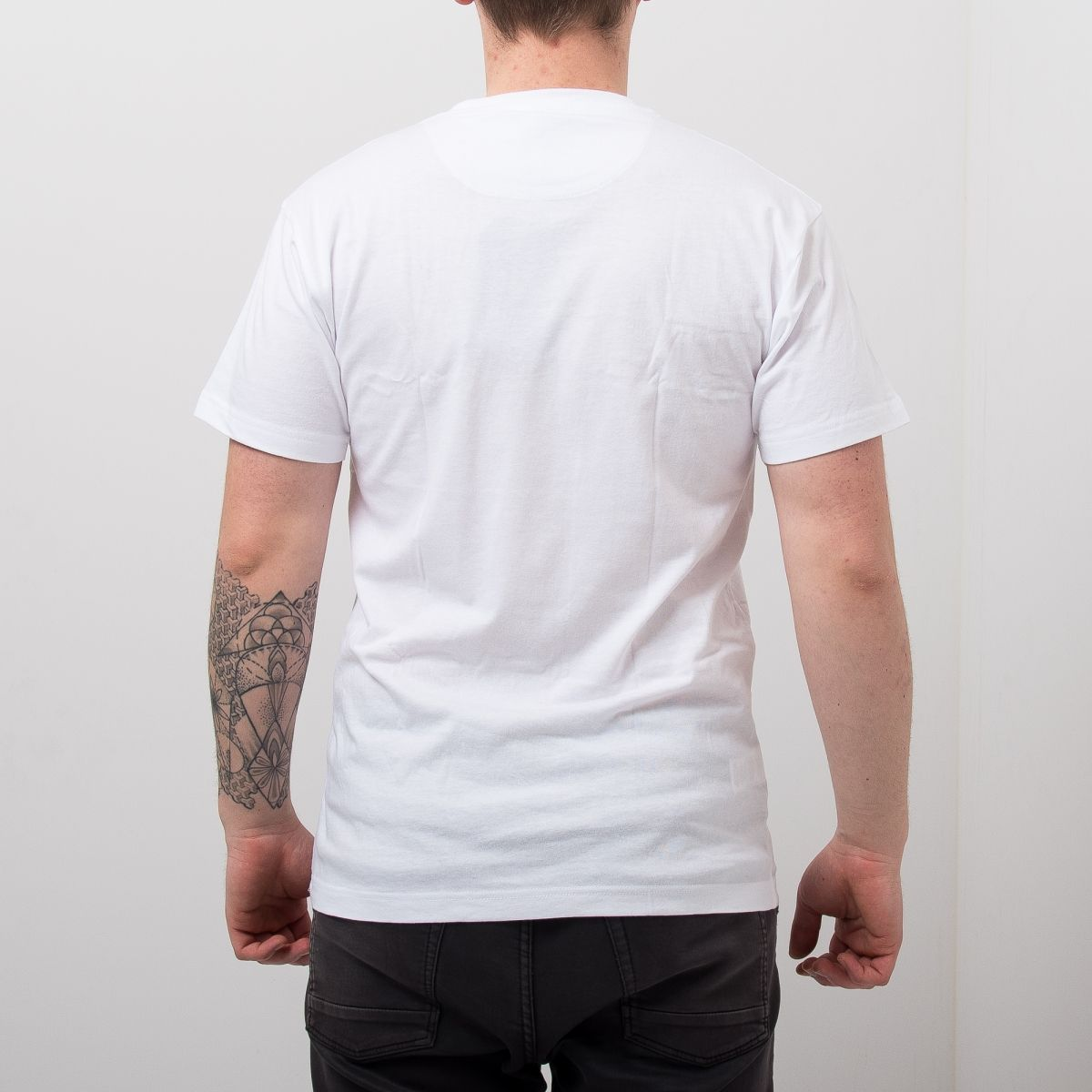 online retailer c5474 e2d59 Type Shirts Mitchell & Ness New Jersey Nets Drazen Petrovic & Derrick  Coleman Real Player Print Tee