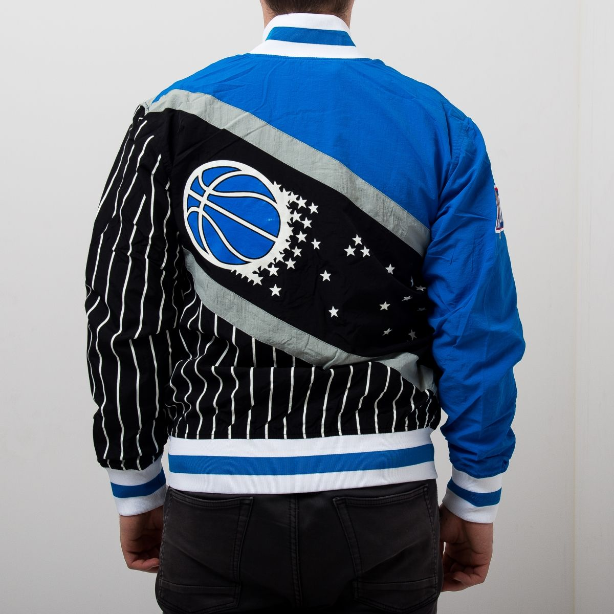 2caf96a427333 1200x1200 · Type Jackets Mitchell  amp  Ness NBA Orlando Magic Authentic  Warm Up Jacket