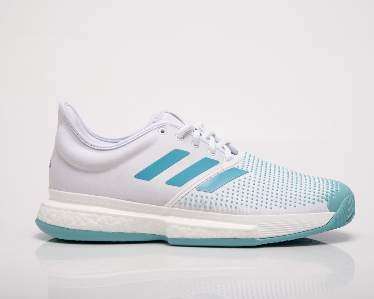 on sale 2db24 0c9ab Type Tennis adidas SoleCourt Boost x Parley