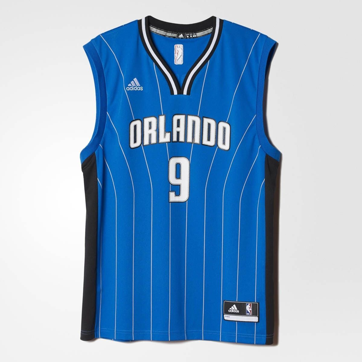 quality design 99aa3 361e1 Type Shirts adidas NBA Orlando Magic Nikola Vucevic Replica Jersey