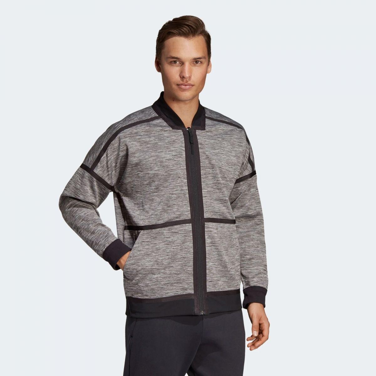 Parche algo Bienes diversos  Type Hoodies adidas Z.N.E Reversible Jacket