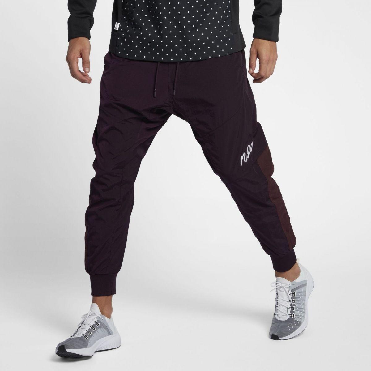 salón Moviente Hecho de  Type Pants Nike NSW Woven Jogger Pants