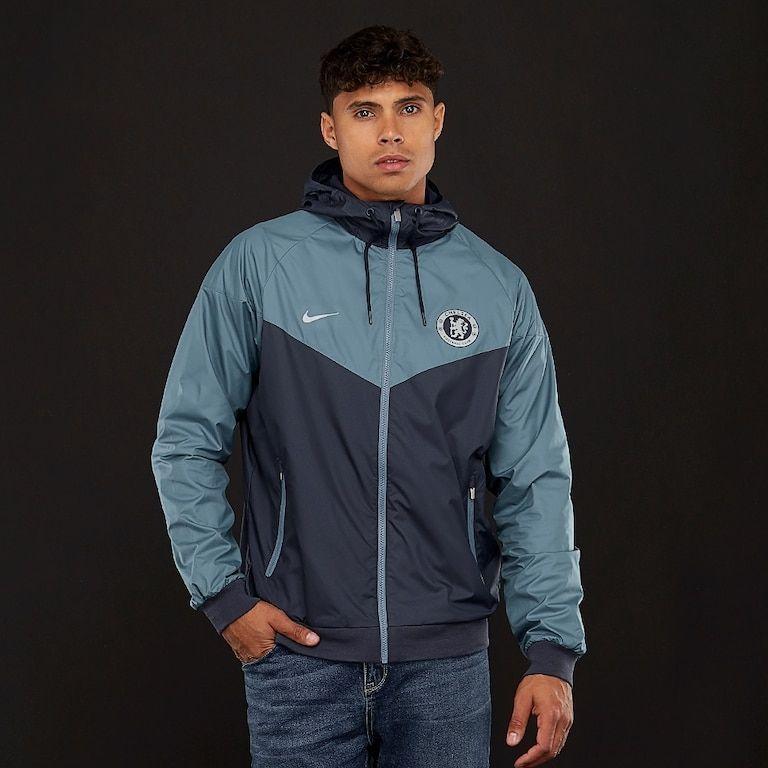 timeless design 80fe1 0c660 Type Jackets Nike Chelsea FC Windrunner Jacket