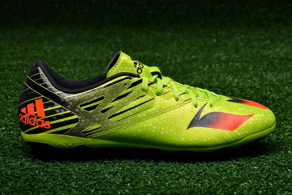 low priced 32a67 0f109 Type Soccer adidas Messi 15.4 FxG