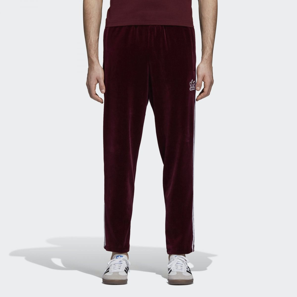 Type Pants adidas Originals Velour BB Track Pants