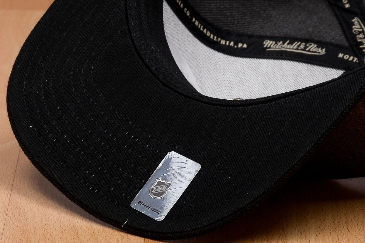 5b907959e80e2f 1200x800 · Type Caps Mitchell & Ness NHL Boston Bruins G3 Logo Snapback  Cap