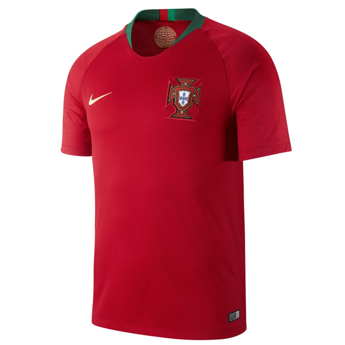 moins cher 7db24 367fb Type Shirts Nike Portugal Stadium Home T-Shirt
