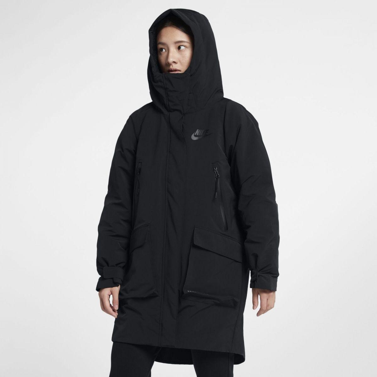 8de7016c Type Jackets Nike Wmns Sportswear Tech Pack Down-Fill Parka