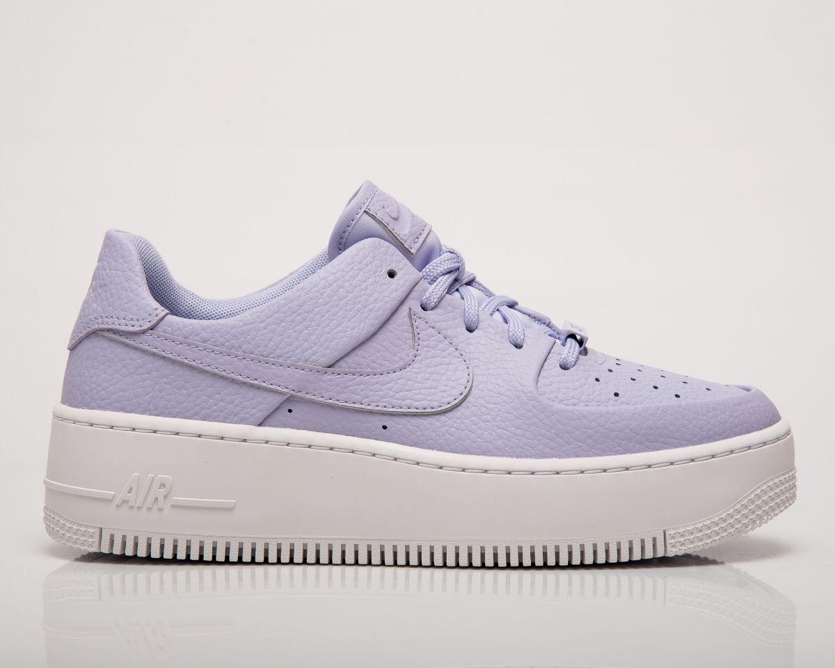 super popular 24638 9a120 Кецове Nike Wmns Air Force 1 Sage Low