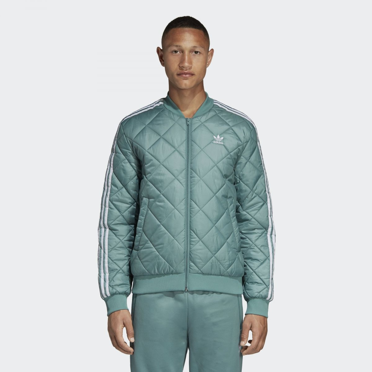 good out x reasonably priced first rate Type Jackets adidas Originals Quilted Superstar Jacket