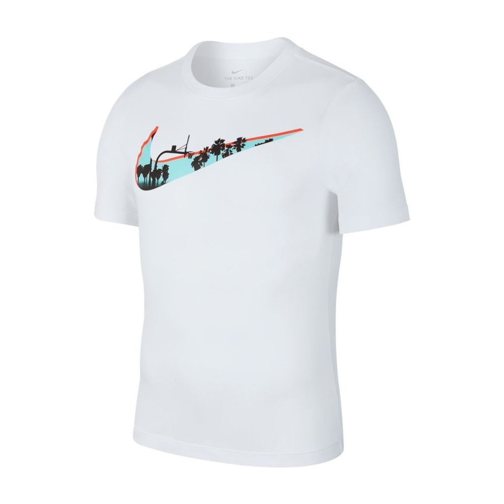 best shoes purchase cheap classic shoes Type Shirts Nike Dri-FIT Swoosh Basketball T-Shirt